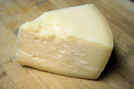 Duffer cheese Emmental Smoky Valley Goat Cheese