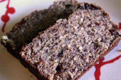 Gluten-Free Grain-Free Sugar-Free Paleo Banana Bread