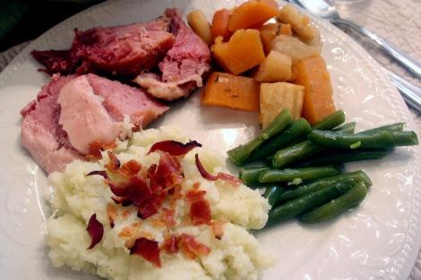 Paleo Easter Dinner