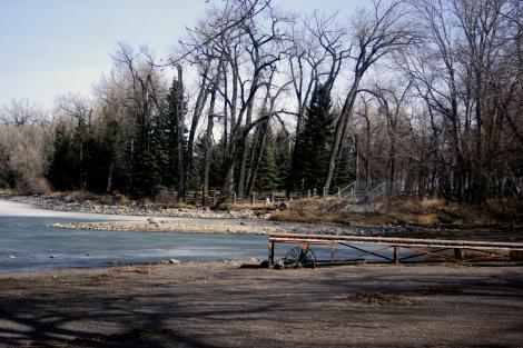 Dock at Park Lake