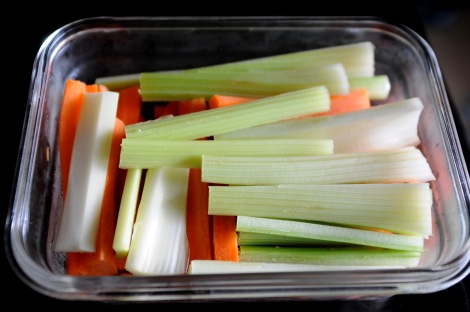 Roadtrip Veggie Sticks